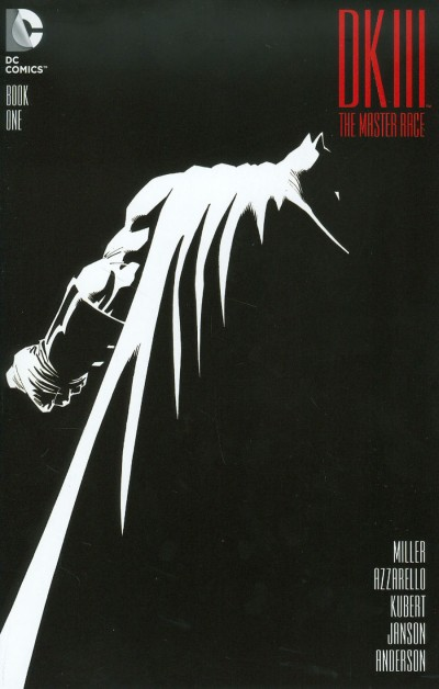 Dark Knight III The Master Race #1 Regular Andy Kubert