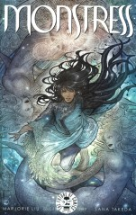 Monstress #11 Sana Takeda